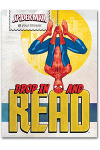Spider-Man Poster - The Library Marketplace