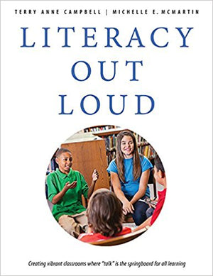 "Literacy Out Loud: Creating Vibrant Classrooms where ""Talk"" is the Springboard for all Learning-Paperback-Pembroke Publishers-The Library Marketplace"