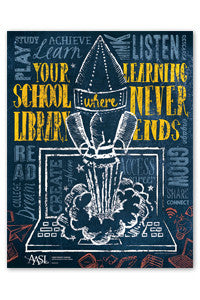 Your School Library Poster - The Library Marketplace