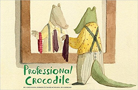 Professional Crocodile - The Library Marketplace