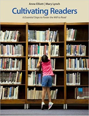 Cultivating Readers: 6 Essential Steps to Foster the Will to Read-Paperback-Pembroke Publishers-The Library Marketplace