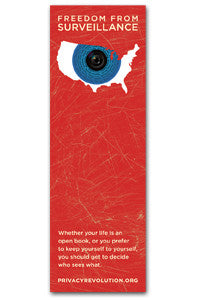 Choose Privacy Week Bookmark