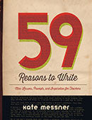 59 Reasons to Write: Mini-lessons, prompts, and inspiration for teachers-Paperback-Pembroke Publishers-The Library Marketplace