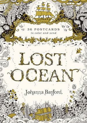 Lost Ocean: 36 Postcards-Cards-PRH Canada-The Library Marketplace