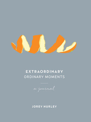 Extraordinary Ordinary Moments-Journal-Clarkson Potter-The Library Marketplace