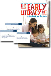 The Early Literacy Kit: A Handbook and Tip Cards-Paperback-ALA Editions-Default-The Library Marketplace