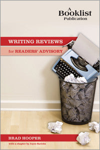 Writing Reviews for Readers' Advisory-Paperback-ALA Editions-Default-The Library Marketplace