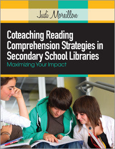 Coteaching Reading Comprehension Strategies in Secondary School Libraries: Maximizing Your Impact-Paperback-ALA Editions-Default-The Library Marketplace