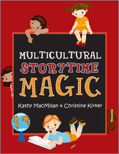 Multicultural Storytime Magic-Paperback-ALA Editions-Default-The Library Marketplace
