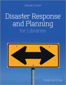 Disaster Response and Planning for Libraries, 3/e-Paperback-ALA Editions-Default-The Library Marketplace