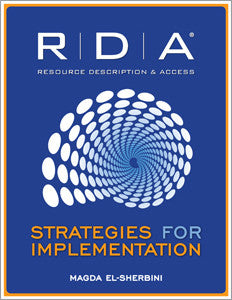 RDA: Strategies for Implementation-Paperback-ALA Editions-Default-The Library Marketplace