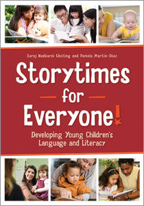 Storytimes for Everyone! Developing Young Children's Language and Literacy-Paperback-ALA Editions-Default-The Library Marketplace
