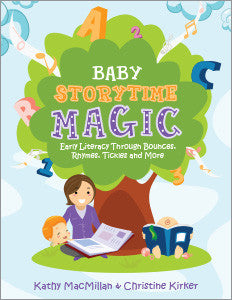 Baby Storytime Magic: Active Early Literacy Through Bounces, Rhymes, Tickles and More-Paperback-ALA Editions-Default-The Library Marketplace