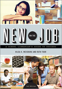 New on the Job: A School Librarian's Guide to Success, 2/e-Paperback-ALA Editions-Default-The Library Marketplace