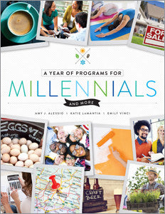 A Year of Programs for Millennials and More-Paperback-ALA Editions-Default-The Library Marketplace