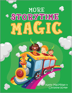 More Storytime Magic-Paperback-ALA Editions-Default-The Library Marketplace