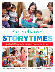Supercharged Storytimes: An Early Literacy Planning and Assessment Guide-Paperback-ALA Editions-Default-The Library Marketplace