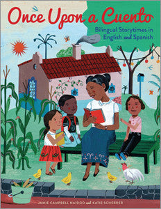 Once Upon a Cuento: Bilingual Storytimes in English and Spanish-Paperback-ALA Editions-Default-The Library Marketplace