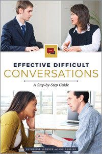 Effective Difficult Conversations: A Step-by-Step Guide-Paperback-ALA Editions-The Library Marketplace
