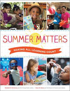 Summer Matters: Making All Learning Count-Paperback-ALA Editions-The Library Marketplace