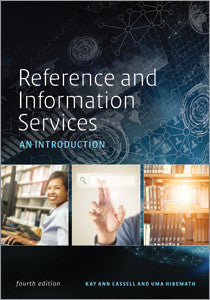 Reference and Information Services: An Introduction, 4/e-Paperback-ALA Neal-Schuman-The Library Marketplace