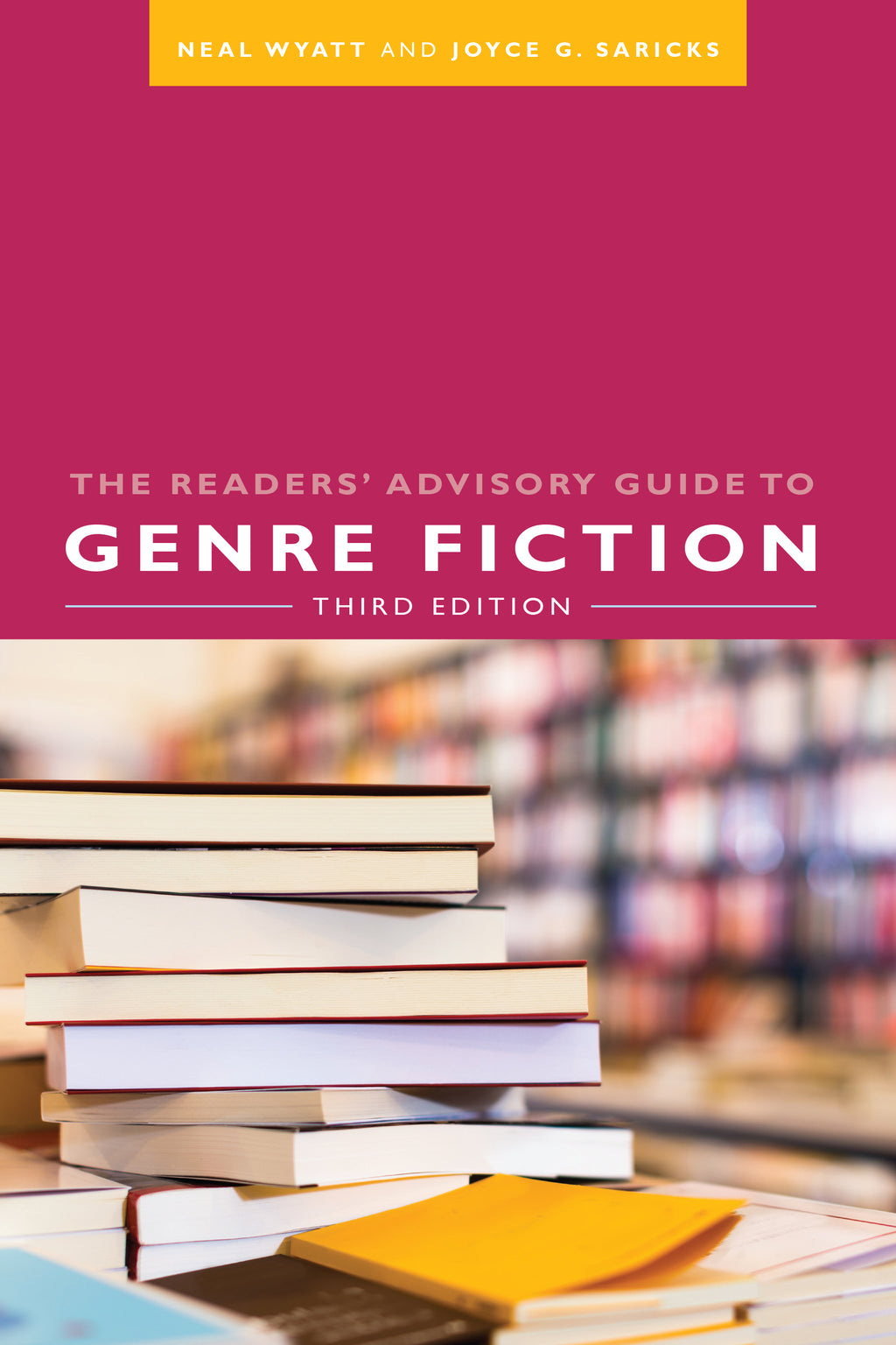 The Readers' Advisory Guide to Genre Fiction, Third Edition
