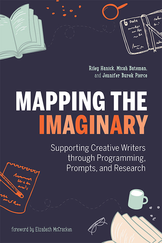 Mapping the Imaginary: Supporting Creative Writers through Programming, Prompts, and Research