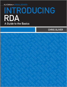 Introducing RDA: A Guide to the Basics-Paperback-ALA Editions-Default-The Library Marketplace