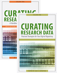 Curating Research Data, Volumes 1 and 2-Paperback-ACRL-The Library Marketplace