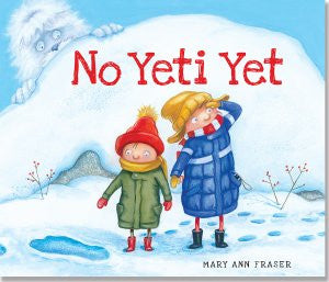 No Yeti Yet-Paperback-Peter Pauper Press-The Library Marketplace