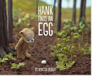 Hank Finds an Egg-Paperback-Peter Pauper Press-The Library Marketplace