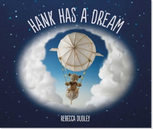 Hank Has a Dream-Hardcover-Peter Pauper Press-The Library Marketplace