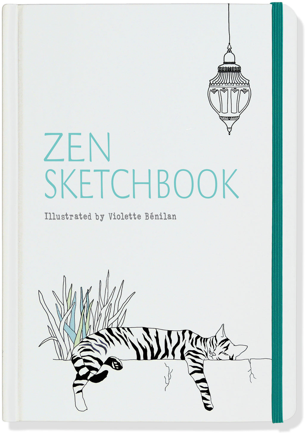 Zen Sketchbook-Hardcover-Peter Pauper Press-The Library Marketplace