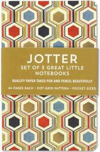Jotter Mini Notebooks: Honeycomb-Journal-Peter Pauper Press-The Library Marketplace