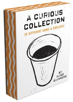 A Curious Collection-Cards-Chronicle Books-The Library Marketplace