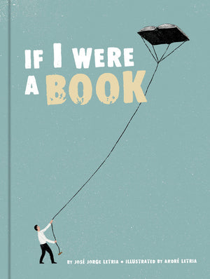 If I Were a Book-Hardcover-Chronicle Books-The Library Marketplace