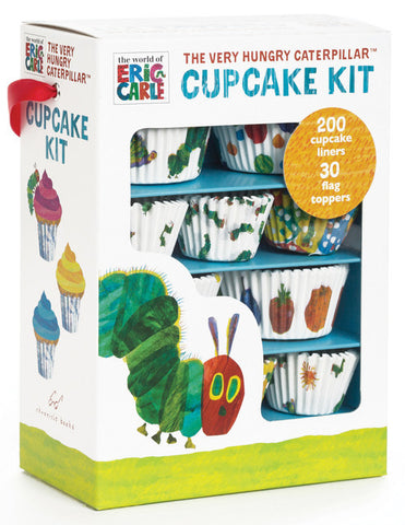 The World of Eric Carle™ The Very Hungry Caterpillar™ Cupcake Kit - The Library Marketplace