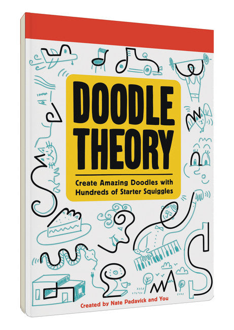 Doodle Theory: Create Amazing Doodles with Hundreds of Starter Squiggles - The Library Marketplace
