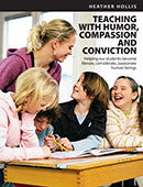Teaching with Humor, Compassion, and Conviction: Helping our students become literate, considerate, passionate human beings-Paperback-Pembroke Publishers-The Library Marketplace