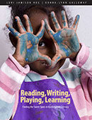 Reading, Writing, Playing, Learning: Finding the sweet spots in kindergarten literacy-Paperback-Pembroke Publishers-The Library Marketplace