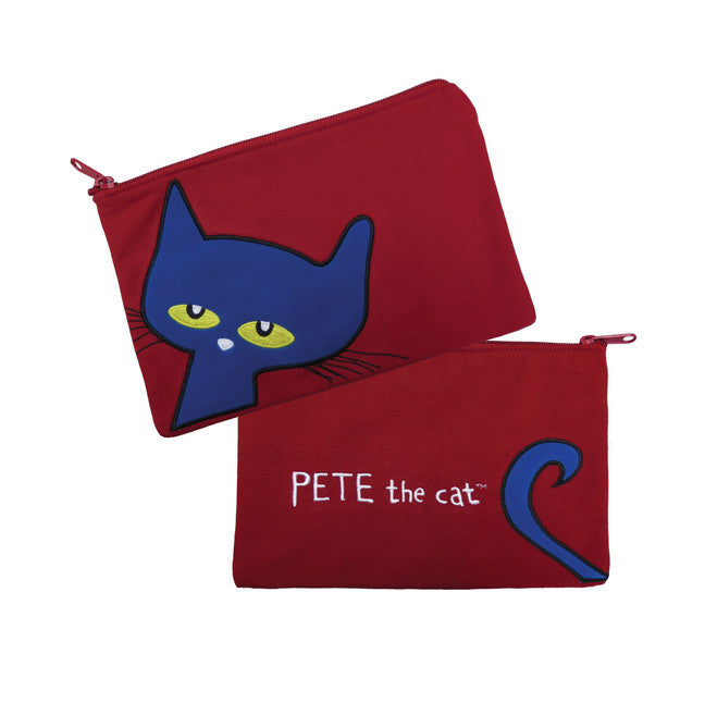 Pete the Cat Pouch