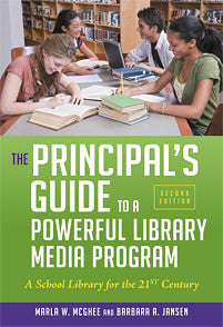 The Principal's Guide to a Powerful Library Media Program-Paperback + CD-ROM-Linworth-The Library Marketplace