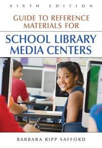 Guide to Reference Materials for School Library Media Center, 6/e-Hardcover-Libraries Unlimited-The Library Marketplace