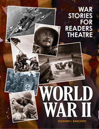 War Stories for Readers Theatre: World War II-Paperback-Libraries Unlimited-The Library Marketplace