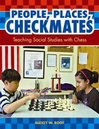 People, Places, Checkmates: Teaching Social Studies with Chess-Paperback-Libraries Unlimited-The Library Marketplace