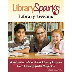 LibrarySparks: Library Lessons-Paperback-UpstartBooks-The Library Marketplace