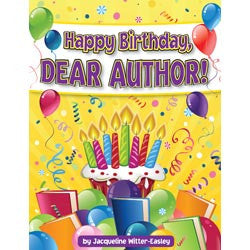 Happy Birthday, Dear Author-Paperback-UpstartBooks-The Library Marketplace