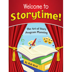 Welcome to Storytime-Paperback-UpstartBooks-The Library Marketplace