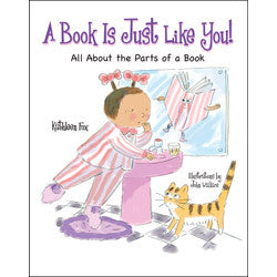 A Book is Just Like You - The Library Marketplace