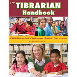 The Tibrarian Handbook: A Teacher-Librarian's Guide to Transforming the Library Into a Center of Learning-Paperback-UpstartBooks-The Library Marketplace